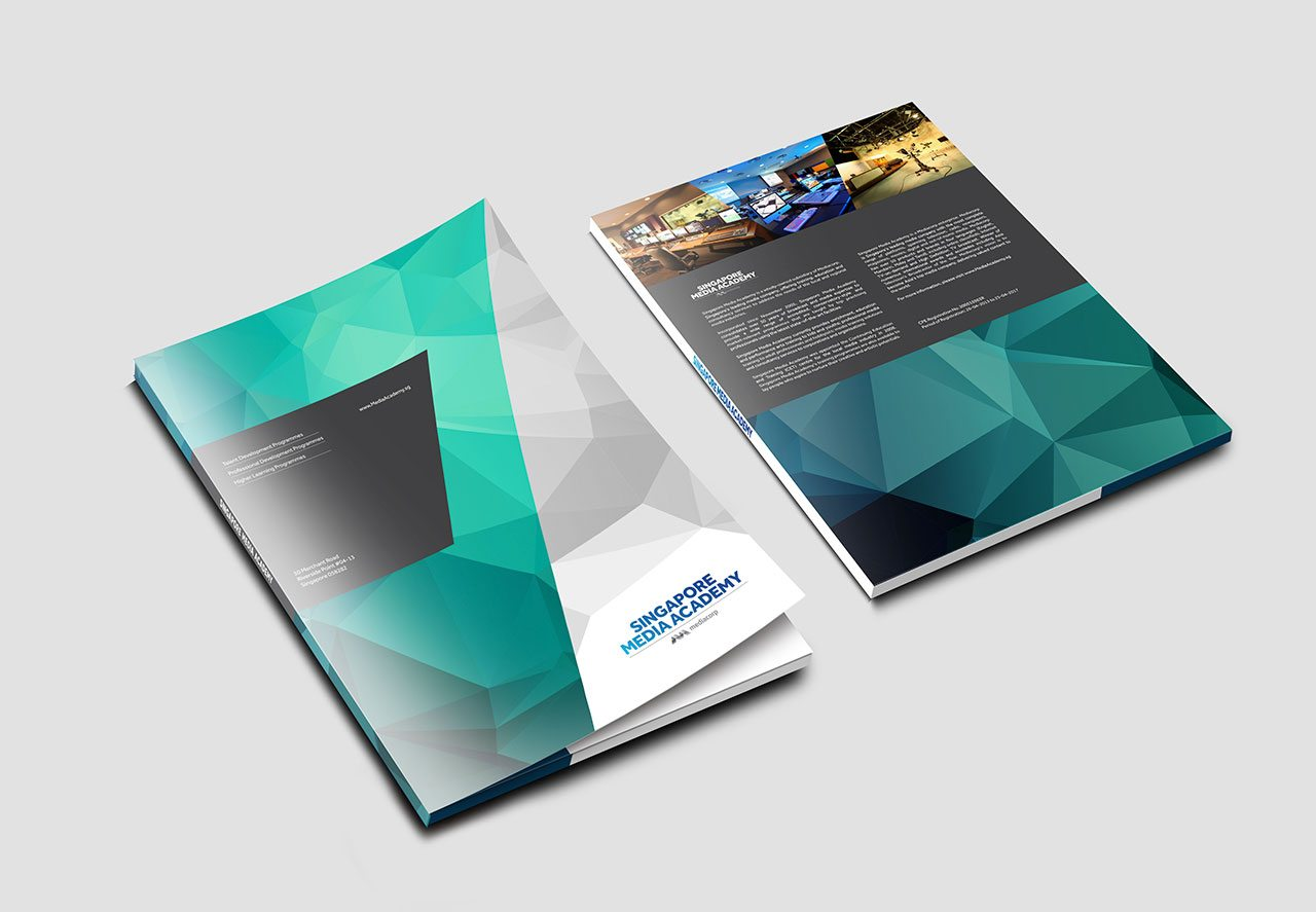 Branding SMA Professional Development Folder
